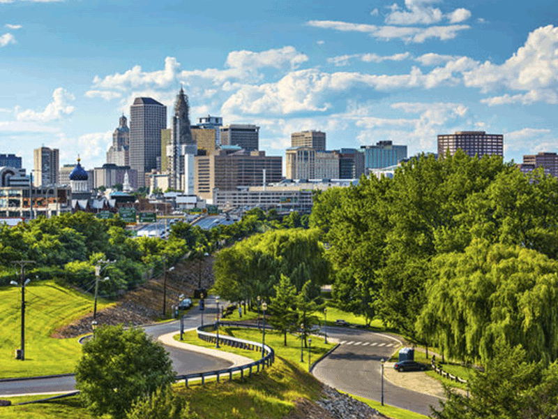 9 MOST HEALTHY STATES