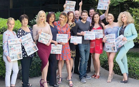 Russian American Media Team - Together for 200 Issues